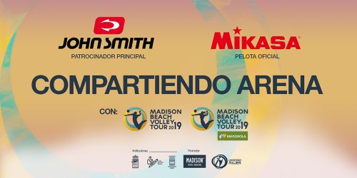 1b3326e379d John Smith y Mikasa reafirman su compromiso con el Madison Beach Volley Tour